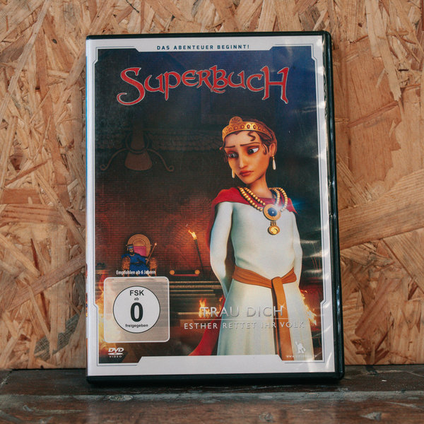Superbuch - Esther - Trau dich